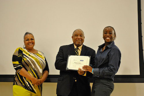 VP-Board-of-Directors,-Dianne-Jones,-Dr.-LaFayette,-and-Youth-Trainer--Mahogany-Foster